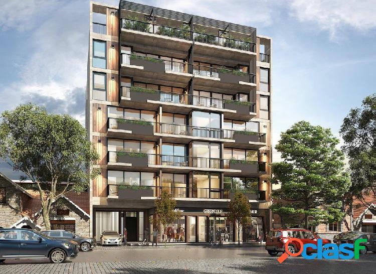 Residencias olavarria trust, departamento 2 ambientes edificio premium