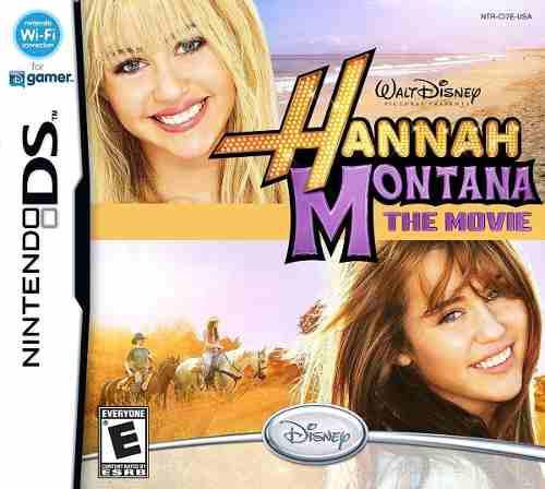 Juego Nintendo Ds Hannah Montana The Movie Termosellado