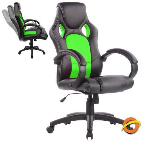Silla gamer sillon butaca pro reclinable oficina sports