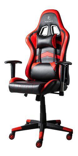 Sillón silla pc gamer pro reclinable regulable play4 vs col