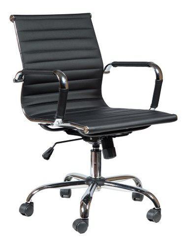 Sillon oficina escritorio ejecutivo gerencial aluminio