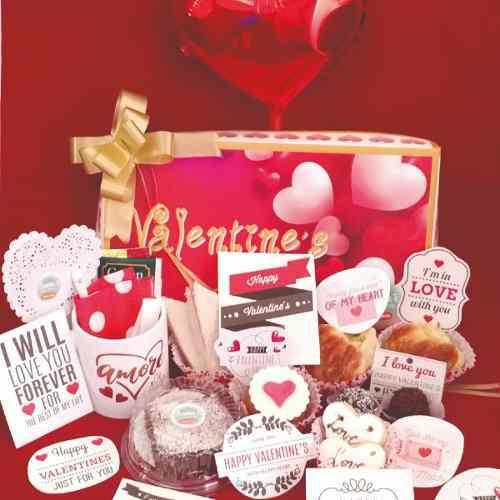 Desayunos a domicilio san valentin dia de los enamorados