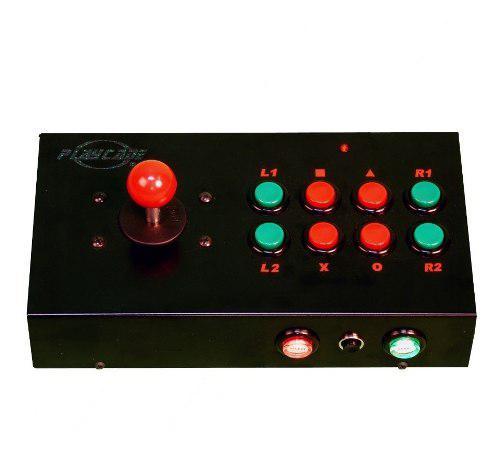 Playcade 12b play, ps2, ps3 y pc joystick arcade mame