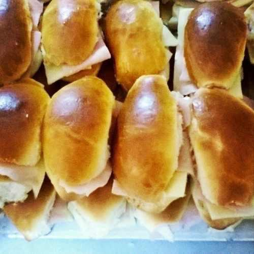 Servicio catering - pernil para eventos 50 personas