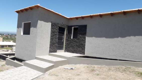 Casa a estrenar con vista, gastos incl y l400m2 en villa