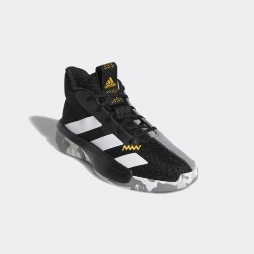 Zapatillas de basquet de ninos adidas pro next 2019 k