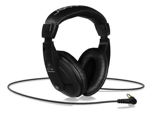 Auricular behringer hpm 1000 dj cerrado audio profesional