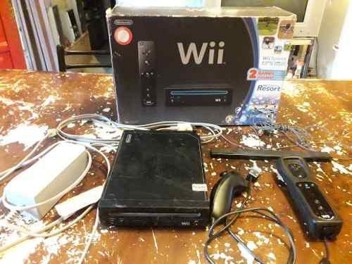 Nintendo wii completa original