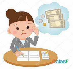 Profesora de contabilidad dicta clases