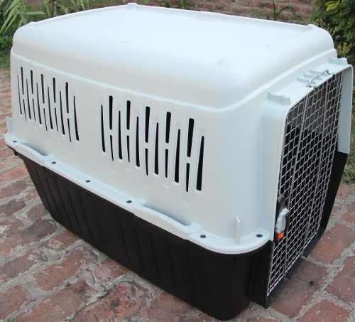 Jaula canil transporte perro, bracco travel 7, 1 solo uso