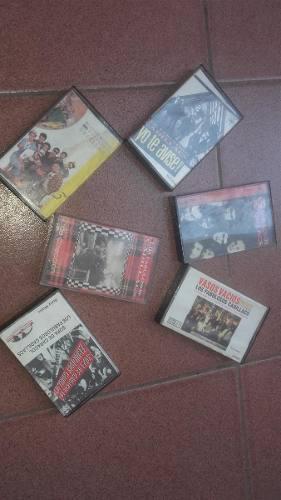 Lote de cassette fabulosos cadillac