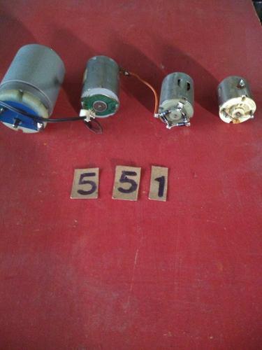 Lote (repuestos) de motores eléctricos p/audio o cassetera
