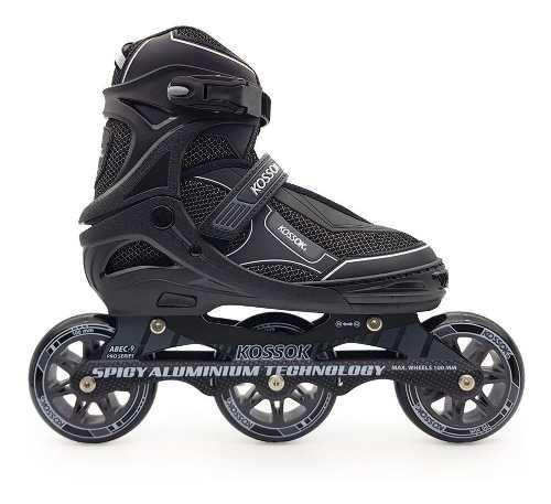 Rollers kossok r02050 - 3 ruedas - profesional - ruedas pu s