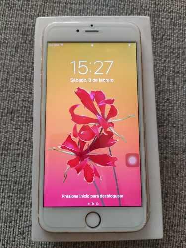 iPhone 6 Plus 64gb Gold Batería Original Nueva