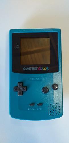 Consola portátil nintendo game boy color cgb-001
