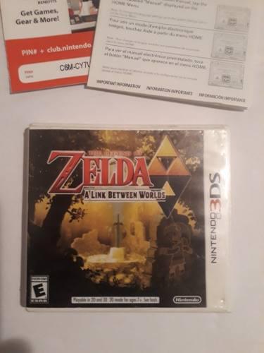 Nintendo 3ds zelda sólo la caja en caballito