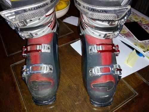 Botas De Esquí Salomón X Wabe Custom Feet