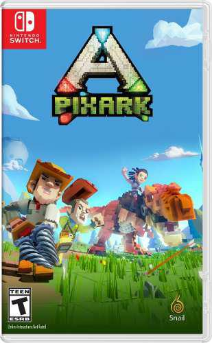 Pixark Nintendo Switch Nuevo Físico Soy Gamer Berazategui