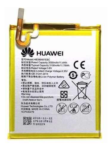 Bateria Original Para Huawei G8 / Y6 Ii Hb396481ebc