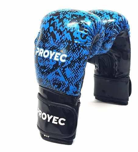 Guantes Camo Boxeo Proyec Camuflado Box Kick Muay Thai