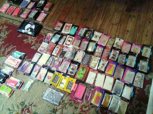 Liquido!!!! lote de accesorios para celulares