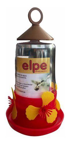 Bebedero para colibrí picaflor elpe envíos