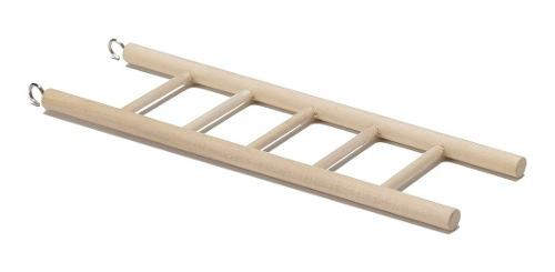 Escalera percha colgante madera aves argaponis step 7 savic