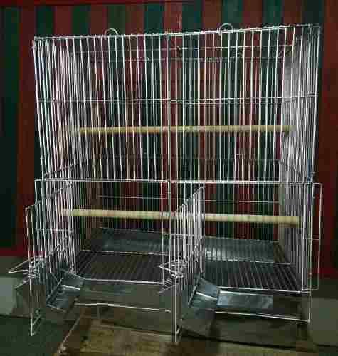 Jaula para aves 70 x70 x 40