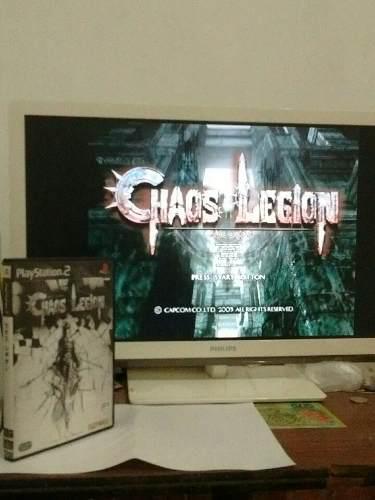 Juegos ps2 chaos legion [ntsc-j] original japones unico