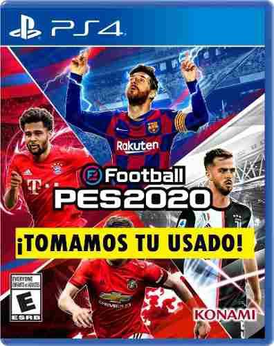 Pes 2020 ps4 juego fisico sellado español envios sevengamer