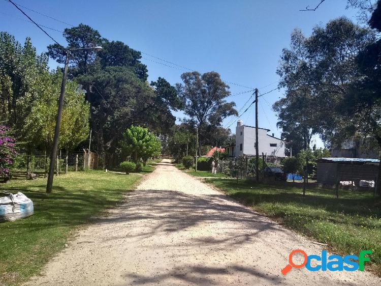 LOTE 20 X 30 M. BARRIO SANTA CELINA - reserva forestal 3