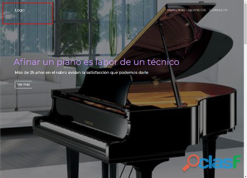 Afinador de pianos en rosario. 3415773898 carrizo