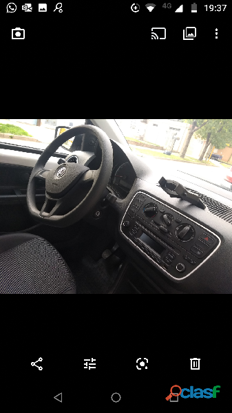 VW Up Take Año 2020 patentado sin rodar. 3