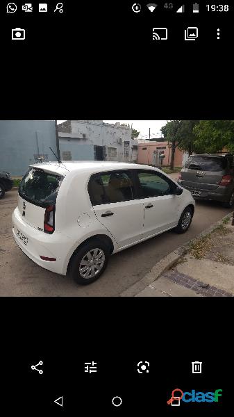 VW Up Take Año 2020 patentado sin rodar. 4