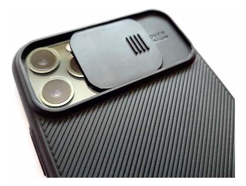 Funda iphone 11 pro nillkin protección camara lente carcasa