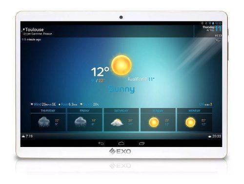 Nueva Tablet 4g Exo Wave I101 Ips 10 Quad 2gb Gps 16gb Lte