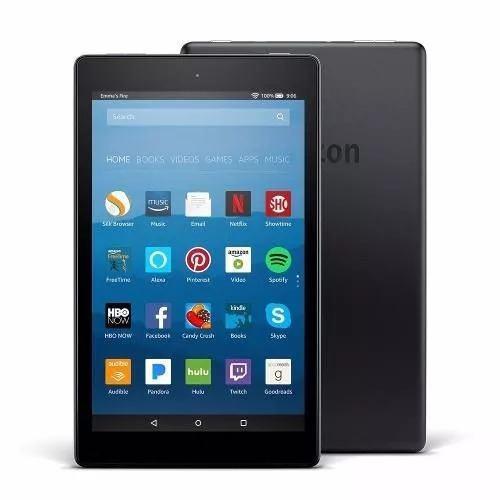 Tablet Amazon Fire 8 Hd 16 Gb Gtia Escrita!!
