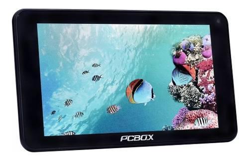 Tablet Pcbox Kova 7' Quadcore Con Android [pcb-t730]