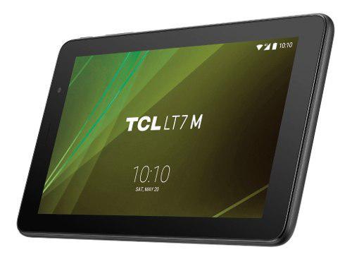 Tablet Tcl Lt7 Prime Black 16 Gb