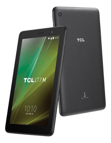 Tablet tcl lt7 prime black wifi bluetooth 16 gb ram 1 gb