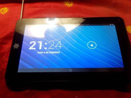 Tablet tv ''tecnofriend'' - 7'' con hdmi (usada impecable)