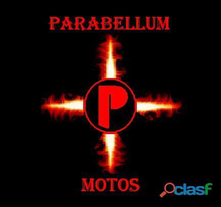 Mensajeria parabellum motos