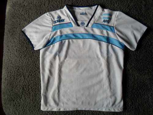 Camiseta seleccion argentina de voley original sonder