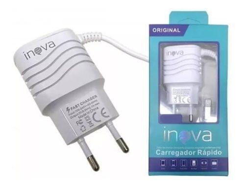 Cargador celular carga rapida inova 3.1 v8 micro once