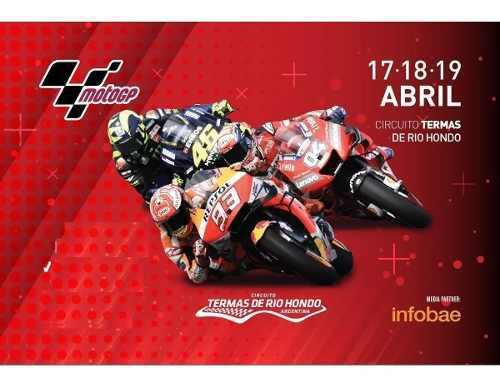 Entrada Moto Gp 2020 Tribuna Valentino Rossi