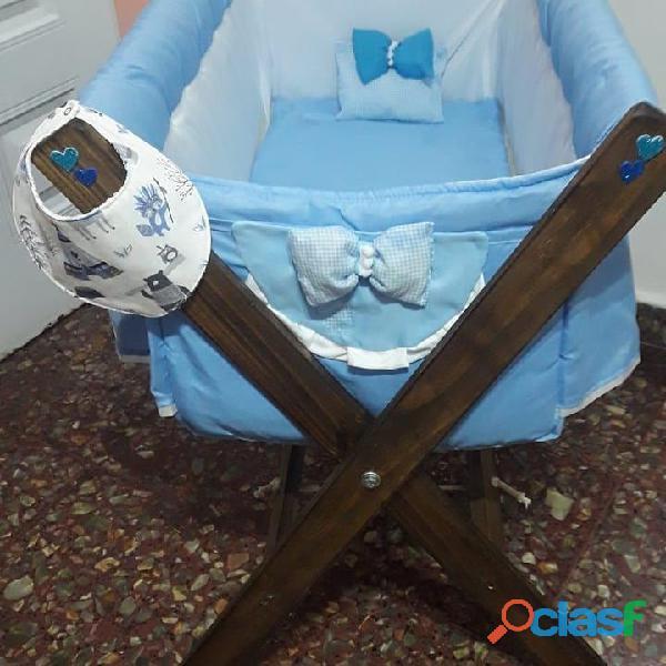 catre para bebe reforzado Alexis bebe 2