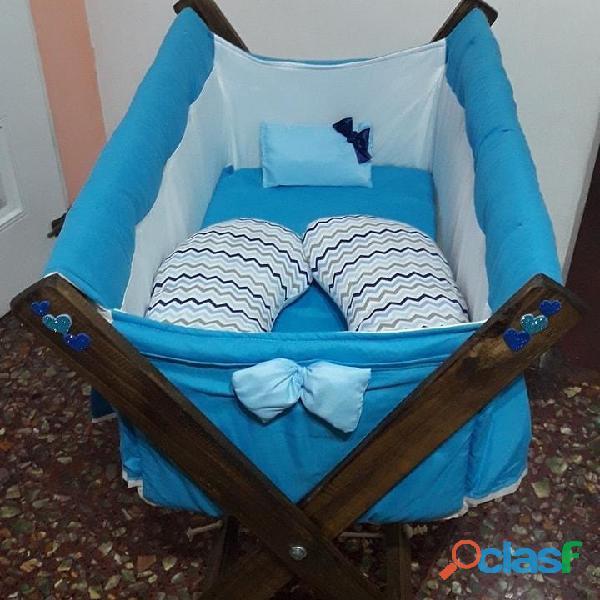 catre para bebe reforzado Alexis bebe 4