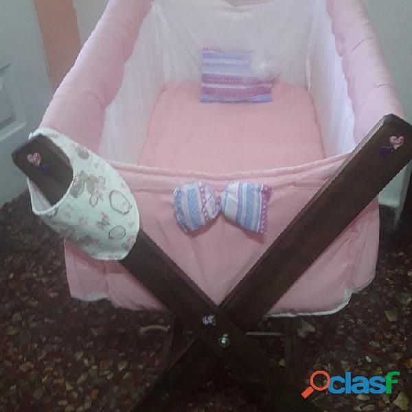 catre para bebe reforzado Alexis bebe 9