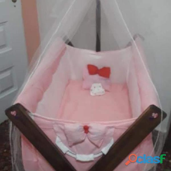 catre para bebe reforzado Alexis bebe 15