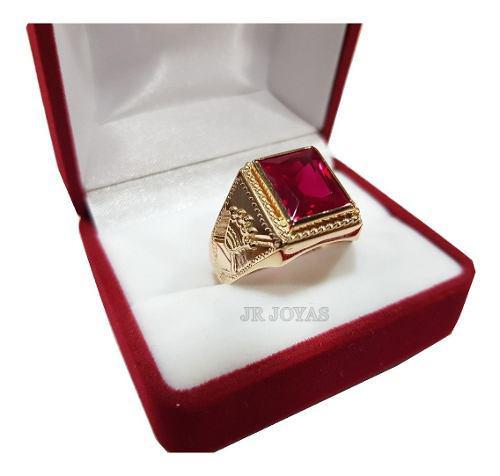 Anillo oro 18k hombre sello macizo 8,8grs cubic 6 cuotas